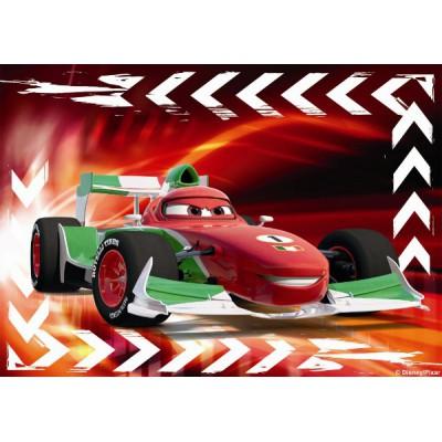 Ravensburger-05305 Riesen-Bodenpuzzle: Cars
