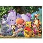 Ravensburger-05366 Riesen-Bodenpuzzle - Winnie the Pooh