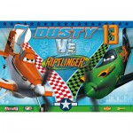 Ravensburger-05391 Riesen-Bodenpuzzle - Disney Planes