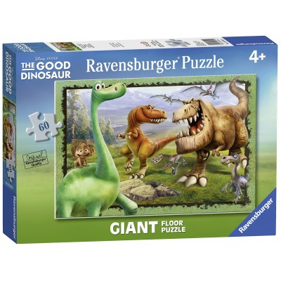 Ravensburger-05394 Riesen-Bodenpuzzle - The Good Dinosaur