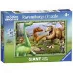 Ravensburger-05394 Riesen-Bodenpuzzle - The Good Dinosaur