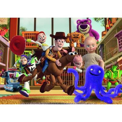 Ravensburger-05434 Riesen-Bodenpuzzle - Toy Story