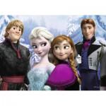 Ravensburger-05438 Riesen-Bodenpuzzle: Frozen - Die Eiskönigin