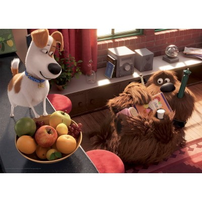 Ravensburger-05483 Riesen-Bodenpuzzle - Secret Life of Pets