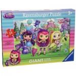 Ravensburger-05493 Riesen-Bodenpuzzle - Little Charmers