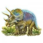 Ravensburger-05583 Konturpuzzle - Triceratops