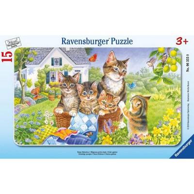 Puzzle Ravensburger-06355 Familienfoto