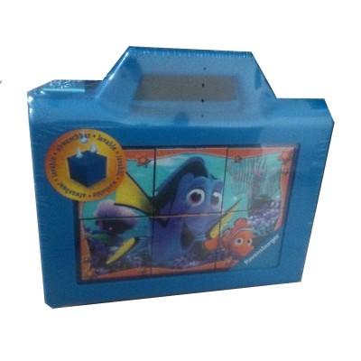 Ravensburger-07420 Würfelpuzzle - Dorie und Nemo