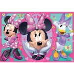 Puzzle  Ravensburger-08718 Minnie Mouse
