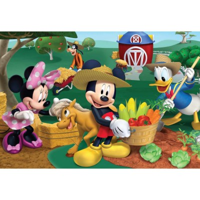 Puzzle Ravensburger-08719 Mickey Mouse