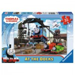 Puzzle  Ravensburger-08730 Thomas & Friends