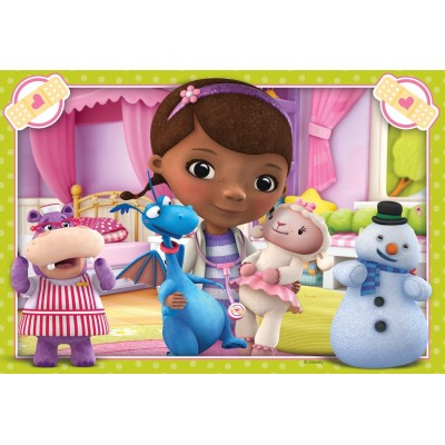 Puzzle Ravensburger-08736 Doc Mc Stuffins