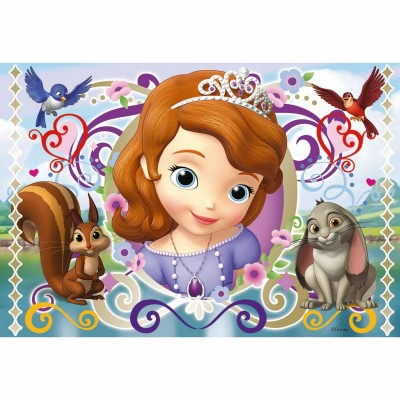 Puzzle Ravensburger-08737 Sofia the First