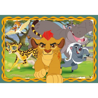 Puzzle Ravensburger-08783 The Lion Guard