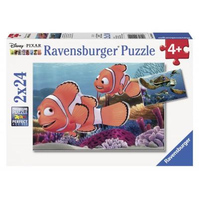 Puzzle Ravensburger-09044 Nemo