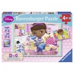 Puzzle  Ravensburger-09080 Disney Doc McStuffins