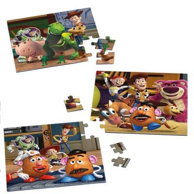 Puzzle Ravensburger-09297 Toy Story 3