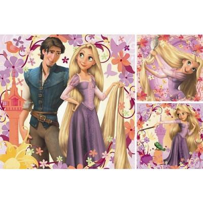 Puzzle Ravensburger-09298 Rapunzel