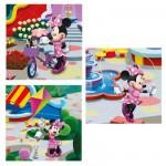 Puzzle  Ravensburger-09416 Mickey: Hübsche Minnie Maus