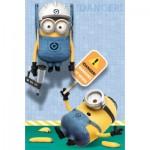 Ravensburger-09483-9 Mini Puzzle - Minions