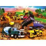 Puzzle  Ravensburger-09525 Baustelle