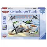 Puzzle  Ravensburger-10002 Disney Planes: Verfolgungsjagd