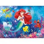 Puzzle  Ravensburger-10003 Disney Princess: Alle lieben Arielle