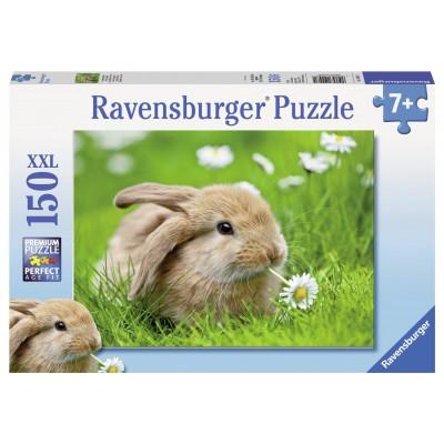 Puzzle Ravensburger-10007 XXL Teile - Goldiges Langohr