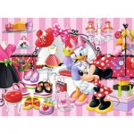 Puzzle  Ravensburger-10029 XXL Teile - Mickey Mouse