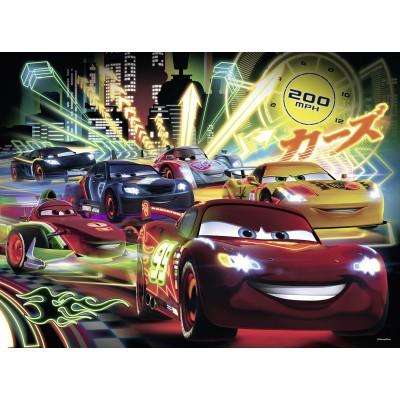 Puzzle Ravensburger-10520 Cars Neon