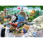 Puzzle  Ravensburger-10573 XXL Teile - Thomas & Friends