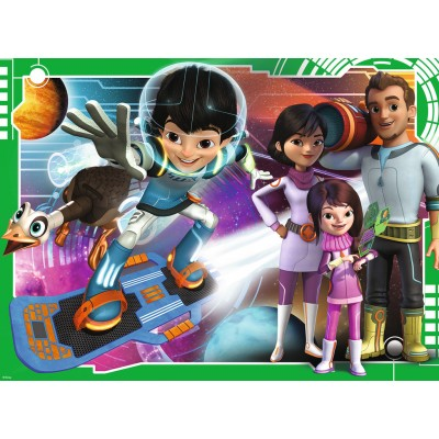 Ravensburger-10578 XXL Puzzle - Miles from Tomorrowland