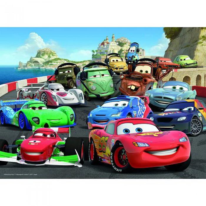 Cars 2: Brisantes Rennen