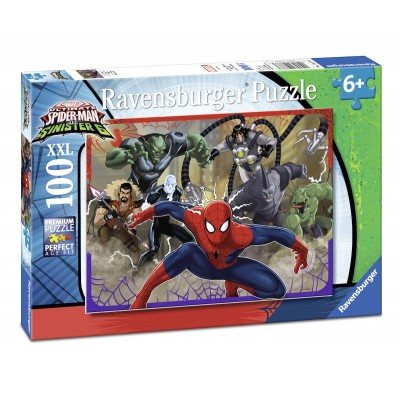 Puzzle Ravensburger-10777 XXL Teile - Spiderman