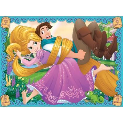 Puzzle Ravensburger-10873 XXL Teile - Rapunzel