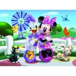 Puzzle  Ravensburger-10881 XXL Teile - Minnie Mouse