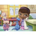 Puzzle  Ravensburger-10897 XXL Teile - Disney Doc McStuffins