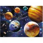 Puzzle  Ravensburger-10904 XXL Teile - Weltraum