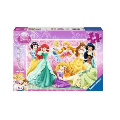 Puzzle Ravensburger-10925 Disney Princess