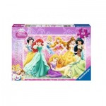 Puzzle  Ravensburger-10925 Disney Princess