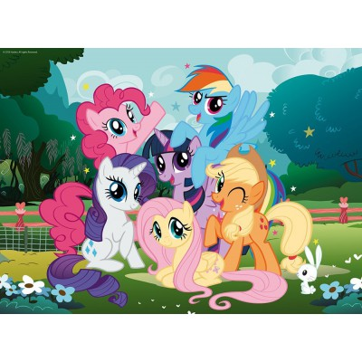 Puzzle Ravensburger-10935 My Little Pony