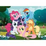 Puzzle  Ravensburger-10935 My Little Pony