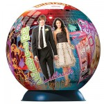 Ravensburger-11330 96 Teile Puzzleball - High School Musical