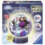 Ravensburger-11789 3D Puzzle - Frozen