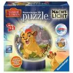Ravensburger-11815 3D Puzzle - Lion Guard Nachtlicht