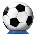 Ravensburger-11868-03 Puzzleball - Fußball
