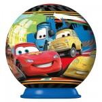 Ravensburger-11894-1 54 Teile Puzzleball - Cars 2: Porto Corsa