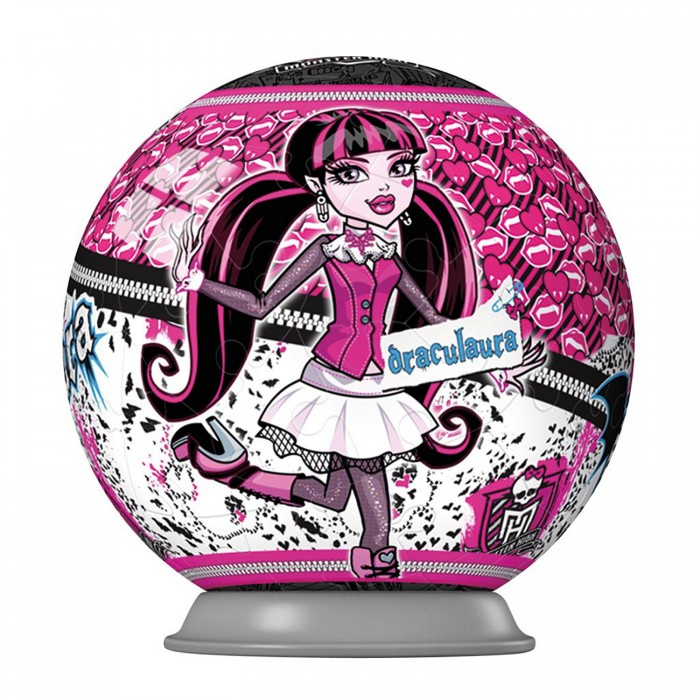 3D Puzzle - Monster High: Draculaura