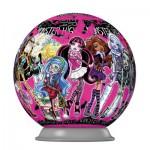Ravensburger-11899-04 Puzzleball - Monster High