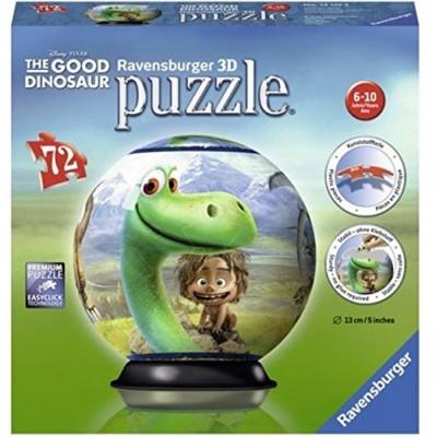 Ravensburger-12175 3D Puzzle - Arlo & Spot